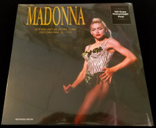 Madonna - Live In Dallas May 7th, 1990 - 2x LP Vinyl