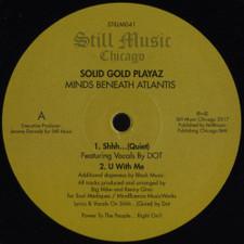 "Solid Gold Playaz - Minds Beneath Atlantis - 12"" Vinyl"