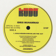 """Idris Muhammad - Could Heaven Ever Be Like This - 12"""" Vinyl"""