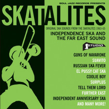 The Skatalites - Independence Ska & The Far East Sound - 2x LP Vinyl