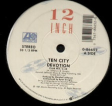 "Ten City - Devotion - 12"" Vinyl"