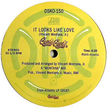 "Goody Goody - It Looks Like Love - 12"" Vinyl"