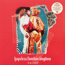 Halsey - Hopeless Fountain Kingdom - LP Colored Vinyl
