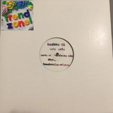 """Octo Octa / Ames Henry - Frndzone 01 - 12"""" Vinyl"""