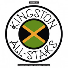 Kingston All-Stars - Presenting - LP Vinyl