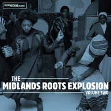 Various Artists - The Midlands Roots Explosion Vol. 2 - 2x LP Vinyl