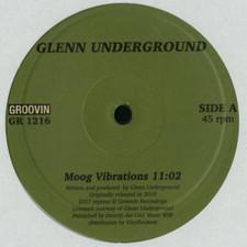 """Glenn Underground - Moog Vibrations - 12"""" Vinyl"""