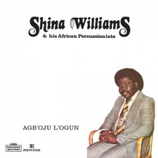 "Shina Williams & His African Percussionists - Agboju Logun - 12"" Vinyl"