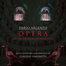Claudio Simonetti - Opera (30th Anniversary) - LP Colored Vinyl