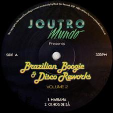 "Joutro Mundo - Brazilian Disco & Boogie Reworks Vol. 2 - 12"" Vinyl"