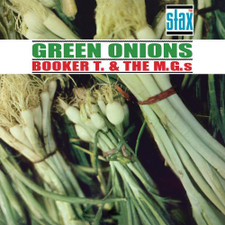Booker T & The M.G.'s - Green Onions (2017 reissue) - LP Vinyl