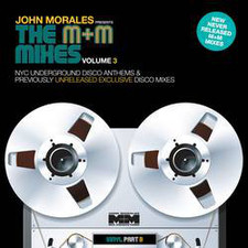 "John Morales - The M+M Mixes Vol. 3 (Pt. B) - 2x 12"" Vinyl"