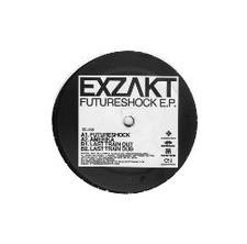 """Exzakt - Future Shock - 12"""" Vinyl"""