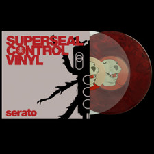 "Thud Rumble X Serato - Superseal - 2x 10"" Colored Vinyl"
