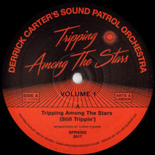 "Derrick Carter's Sound Patrol Orchestra - Tripping Among The Stars Vol.1 - 12"" Vinyl"