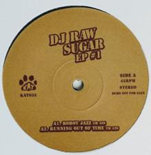 """Dj Raw Sugar - Edits Ep #1 - 12"""" Vinyl"""