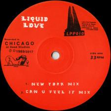 """Marcus Mixx - Liquid Love - 12"""" Vinyl"""