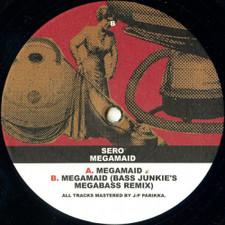 """Sero - Megamaid - 12"""" Vinyl"""
