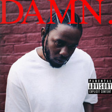 Kendrick Lamar - DAMN. - 2x LP Vinyl
