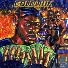 GoldLink - At What Cost - 2x LP Vinyl