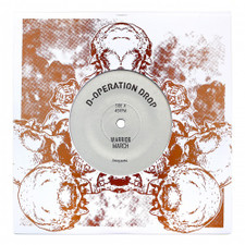 "D-Operation Drop - Warrior March / Sativa Team - 7"" Vinyl"