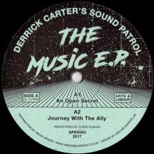 "Derrick Carter's Sound Patrol - The Music Ep - 12"" Vinyl"