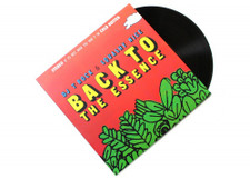 DJ T-Rock & Squashy Nice - Back To The Essence - LP Vinyl