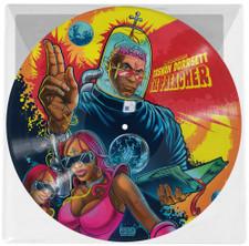 Kool Keith Presents Tashan Dorrsett - The Preacher - LP Picture Disc Vinyl