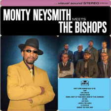 Monty Neysmith - Meets The Bishops - LP Vinyl