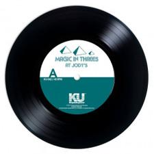 "Magic In Threes - At Jody's - 7"" Vinyl"