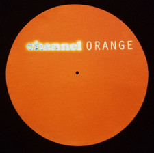 Frank Ocean - Channel Orange - Single Slipmat