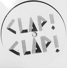 "Clap! Clap! - Limited Album Sampler - 12"" Vinyl"