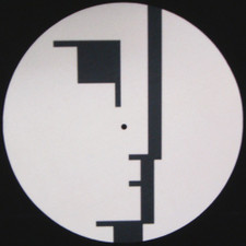 Bauhaus - Logo - Single Slipmat