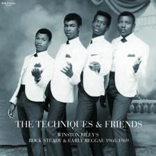 The Techniques & Friends - Winston Riley's Rock Steady & Early Reggae 1968-1969 - LP Vinyl