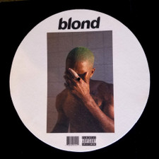 Frank Ocean - Blonde - Single Slipmat