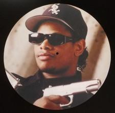 Eazy-E - Gat - Single Slipmat