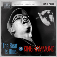 King Hammond - The Beat Is Blue - LP Vinyl