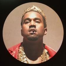 Kanye West - Power Live - Single Slipmat