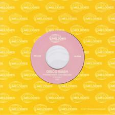 "Y. Gershovsky - Disco Baby - 7"" Vinyl"