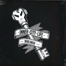 "Goldie - Inner City Life (2017 Rebuild + Burial Remix) - 12"" Colored Vinyl"