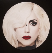 Lady Gaga - Marylin - Single Slipmat