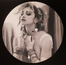 Madonna - Like A Virgin - Single Slipmat