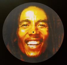 Bob Marley - Smile - Single Slipmat