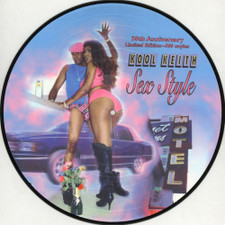 Kool Keith - Sex Style - LP Picture Disc Vinyl