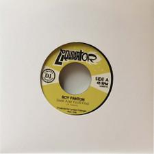 """Roy Panton - Seek And You'll Find - 7"""" Vinyl"""