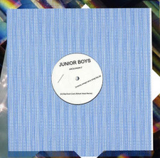 "Junior Boys - Big Black Coat - 12"" Vinyl"