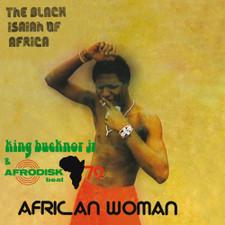 King Bucknor Jr. & Afrodisk Beat 79 - African Woman - LP Vinyl