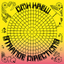 DMX Krew - Strange Directions - 2x LP Vinyl
