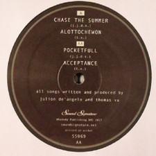 "Julion De'Angelo / Thomas Xu - Roots That Talk - 12"" Vinyl"