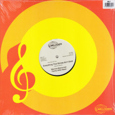 """Maurice Moore & Family Affair Band - Everything That Shines Ain't Gold - 12"""" Vinyl"""